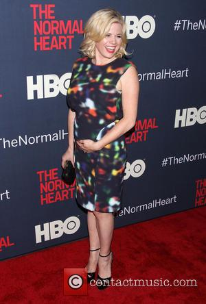 Megan Hilty - The HBO Films New York premiere of The Normal Heart at the Ziegfeld Theatre - Arrivals. -...