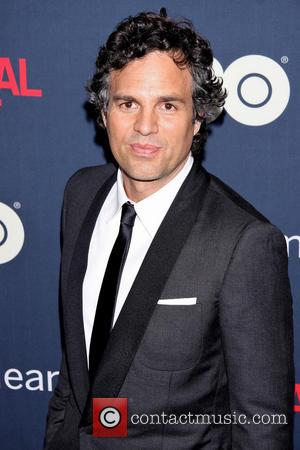Mark Ruffalo - The HBO Films New York premiere of The Normal Heart at the Ziegfeld Theatre - Arrivals. -...