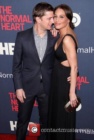Rob Thomas and Marisol Maldonado - The HBO Films New York premiere of The Normal Heart at the Ziegfeld Theatre...