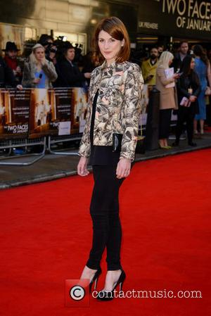 Jodie Whittaker - 'The Two Faces of January' U.K. film premiere held at the Curzon Mayfair - Arrivals - London,...