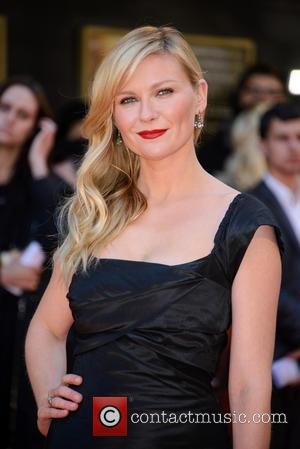 Kirsten Dunst - 'The Two Faces of January' U.K. film premiere held at the Curzon Mayfair - Arrivals - London,...
