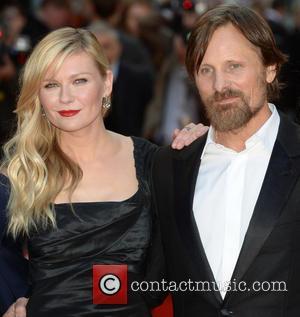 Viggo Mortensen and Kirsten Dunst