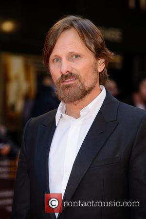 Viggo Mortensen - The Two Faces of January' U.K. film premiere held at the Curzon Mayfair - Arrivals - London,...