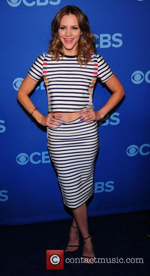 Katherine McPhee - CBS presented its 2014-15 prime time schedule at Carnegie Hall, where many of the Network's new and...