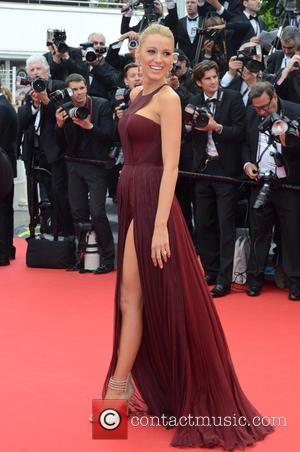 BLAKE LIVELY - 67th Cannes Film Festival - Opening Ceremony - London, United Kingdom - Wednesday 14th May 2014
