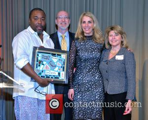 Lee Daniels, Steven Haas, Karen Copeland and Julie Natano - Lee Daniels Arts & Business Council's 29th Annual Awards -...