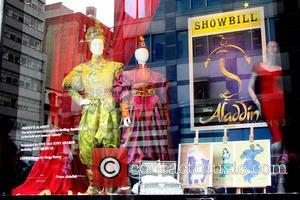Aladdin and Costume Design By Gregg Barnes