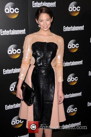 Analeigh Tipton - Entertainment Weekly and ABC Network 2014 Upfront Presentation - Arrivals - Manhattan, New York, United States -...