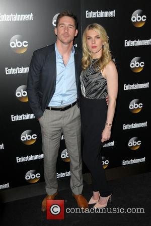 Barry Sloane and Lily Rabe