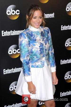 Chloe Bennet - Entertainment Weekly and ABC Network 2014 Upfront Presentation - Arrivals - Manhattan, New York, United States -...