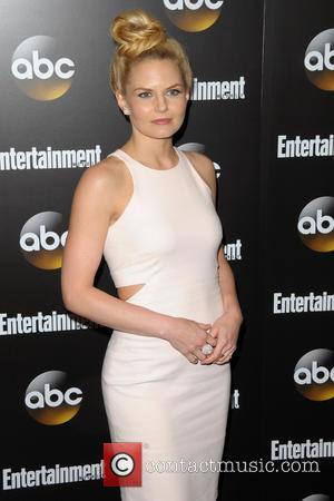 Jennifer Morrison - Entertainment Weekly and ABC Network 2014 Upfront Presentation - Arrivals - Manhattan, New York, United States -...