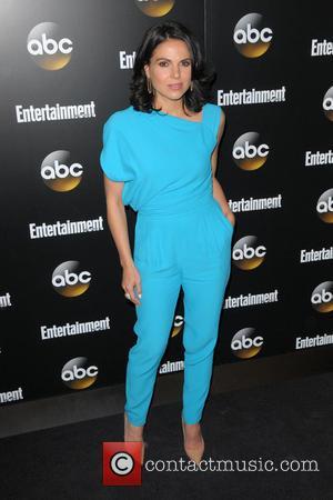 Lana Parrilla - Entertainment Weekly and ABC Network 2014 Upfront Presentation - Arrivals - Manhattan, New York, United States -...