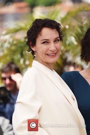 Jeanne Balibar - 67th Cannes Film Festival - Grace de Monaco - Photocall - Cannes, France, United Kingdom - Wednesday...