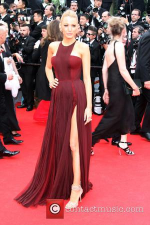 Blake Lively - 67th Cannes Film Festival - Grace of Monaco - Premiere - Cannes, Cote d'Azur, France - Wednesday...