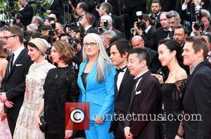 Sofia Coppola, Jane Campion, Gael Garcia Bernal and Willem Dafoe