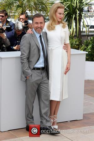 Tim Roth and Nicole Kidman. - 67th Cannes Film Festival - Grace of Monaco - Photocall - Cannes, Cote d'Azur,...