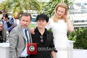 Tim Roth, Olivier Dahan and Nicole Kidman.