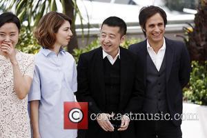 Jeon Do-yeon, Jia Zhang Ke, Gael Garcia Bernal and Sofia Coppola