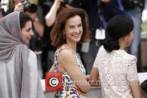 Leila Hatami, Jeon Do-yeon and Carole Bouquet