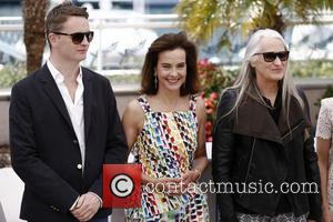 Nicolas Winding Refn, Jane Campion and Carole Bouquet