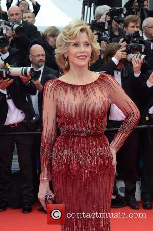 JANE FONDA - 67th Cannes Film Festival - Opening Ceremony - London, United Kingdom - Wednesday 14th May 2014