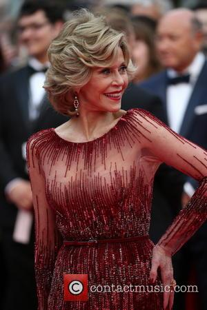 Jane Fonda - The 67th Annual Cannes Film Festival - Opening Ceremony & 'Grace Of Monaco' Premiere - Cannes, France...