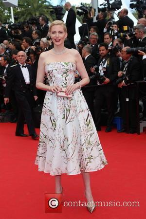 Nadja Auermann - The 67th Annual Cannes Film Festival - Opening Ceremony & 'Grace Of Monaco' Premiere - Cannes, France...