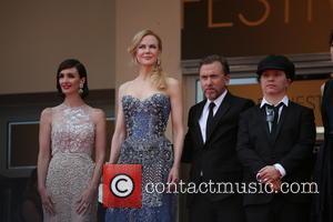 Paz Vega (l-r), Nicole Kidman and Tim Roth director Olivier Dahan