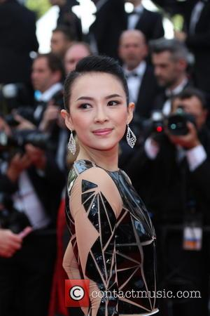 Zhang Ziyi - The 67th Annual Cannes Film Festival - Opening Ceremony & 'Grace Of Monaco' Premiere - Cannes, France...