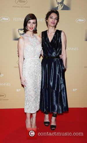Paz Vega (l) and Jeanne Balibar