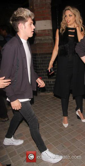 Niall Horan - Celebrities arrive at the Chiltern Firehouse restaurant  in Marylebone - London, United Kingdom - Wednesday 14th...