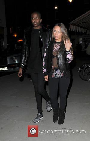 David Beckham and Chloe Green