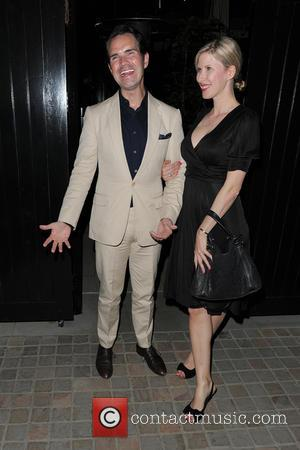 Jimmy Carr - Celebrities attend David Beckham - H&M Swimwear Collection Launch After Party at Chiltern Firehouse - London, United...