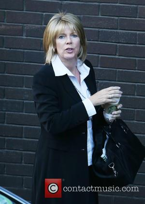 Ruth Langsford - Ruth Langsford outside ITV Studios - London, United Kingdom - Wednesday 14th May 2014