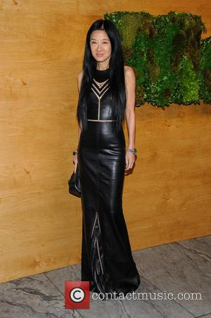 Vera Wang - Museum Of Modern Art's 2014 Party In The Garden - New York, New York, United States -...