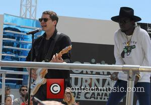 Cris Cab - The 67th Annual Cannes Film Festival - Cris Cab perfoming in concert - Cannes, Italy - Thursday...