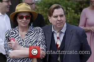 Timothy Spall - The 67th Annual Cannes Film Festival - 'Mr Turner' - Photocall - Cannes - Thursday 15th May...