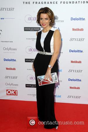 Natasha Kaplinski - Fifi Awards 2014 - Arrivals - London, United Kingdom - Thursday 15th May 2014