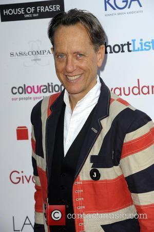 Richard E Grant - Fifi Awards 2014 - Arrivals - London, United Kingdom - Thursday 15th May 2014