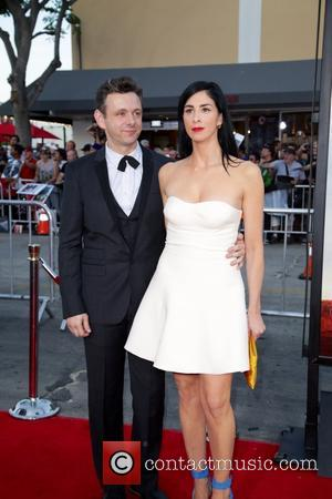 Michael Sheen and Sarah Silverman - Celebrities attend Universal Pictures and MRC world premiere