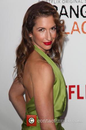 Alysia Reiner - The Season Two Premiere of 'Orange is the New Black' at The Ziegfeld Theater - NYC, New...