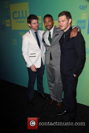 Daniel Gillies, Charles Michael Davis and Joseph Morgan