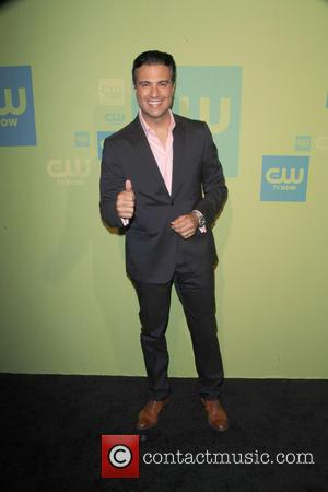 Jaime Camil - The CW Upfronts 2014 at The London Hotel by The New York City Center - NYC, New...