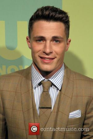 Colton Haynes - The CW Upfronts 2014 at The London Hotel by The New York City Center - NYC, New...