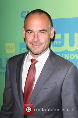 Paul Blackthorne - The CW Upfronts 2014 at The London Hotel by The New York City Center - NYC, New...