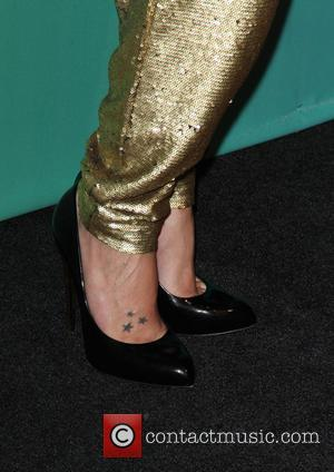Katie Cassidy - The CW Upfronts 2014 at The London Hotel by The New York City Center - NYC, New...