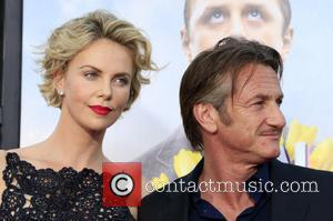 Charlize Theron and Sean Penn - 'A Million Ways to Die in the West' Premiere, Los Angeles - Los Angeles,...