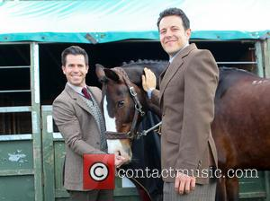 Oliver Mellor and Lee Latchford-evans