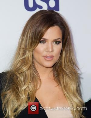 Khloé Kardashian - All together Upfront celebration