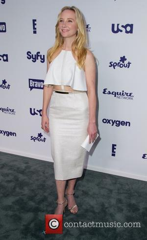 Anne Heche - NBCUniversal Cable Entertainment presents An All together Upfront celebration at Javits Center in New York City -...